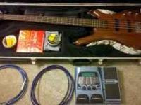 Must sell: Warwick Corvette Standard Series bass