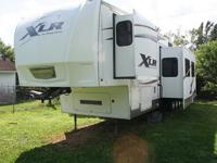 2008 Forest River XLR Toy Hauler This is in Great