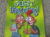 I am selling the book Just Disgusting! (paperback) for
