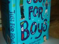 ~ JUST FOR BOYS, A Book About Growing Up, by Matt