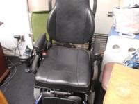 EXTREMELY NICE Invacare Power Wheel Chair - Retails