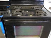 NEED A NEW STOVE WE GOT YOU COVERED JUST IN TODAY THIS
