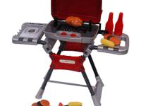 Your little chef can be the star of any barbecue with