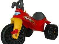 Fisher Price ride-on toy Trike/Tricycle, Tough enough