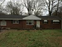 One Level, Cozy, All Brick 3BR/2Full Bath home with