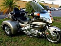 Goldwing Trike Hannigan Gen II, Whether you're looking