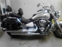 Just Reduced ~~~Beautiful 2007 Kawasaki Vulcan Classic