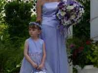 I have for sale a lavender full length dress for sale.