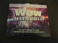 Contemporary Christian Music Hits. 2 CDs. and 39 songs