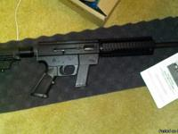 Semi-automatic pistol-caliber carbine Simple, reliable,
