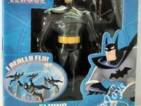 Justice League Flying Batman. $18.00 in initial bundle.