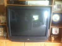 JVC tv in wonderful condition. Good noise, sharp image,