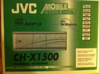 This is a JVC CD Changer. I am asking $35 but I will