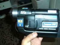 I have a JVC camcorder in excellent condition,in the