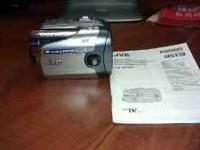 MINT CONDITION JVC DIGITAL CAMERA NEVER REALLY