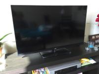 "The JVC Emerald EM32FL 32"" 1080p 60Hz LED HDTV was"
