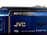 Hello I have for Sale Blue JVC Everio 30 GB HDD