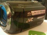 I have a JVC memory camcorder im selling. I have all