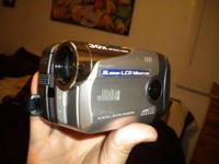 UP FOR SALE IS MY JVC CAMCORDER THAT IS STILL LIKE