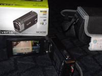 This JVC HD Everio Camcorder GZ-VX700 is in Excellent