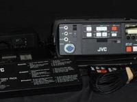 JVC Professional GZ-S3 Saticon Color Video Camera with