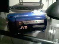 selling my everio s video cam barely used on family