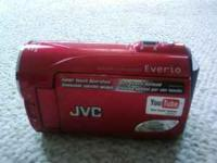 JVC Everio S GZ-MS100 Flash Memory Camcorder w/35x