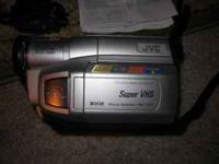 jvc super vhs 660 zoom ,high resolusion ,70combination