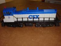 A like new or mint K Line Switcher, Runs great, CSX