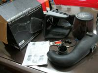I have a  K&N # 63-2576 cold air intake kit and it fits