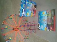 My son has outgrown his K'nex. He has the Ferris Wheel