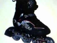 K2 M84 inline skates. Used a couple times. Like new.