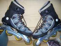 Mens inline skates.....made by K2.....very good