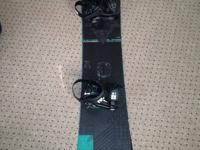 I am selling my K2 snowboard. JUST THE BOARD, I am