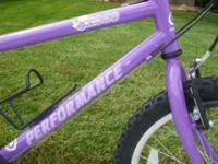 I have a K2000 Kids 10 Speed Mtn Bike. This high
