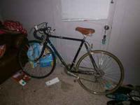 54cm road bike, Bridgestone Kabuki Super Speed. 54cm