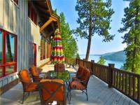 Located in the sought after east end of Whitefish Lake