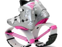 Kangoo Jumps are a fun way to exercise while being easy