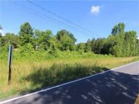 Just under 20 acres with RM-1 zoning located in great