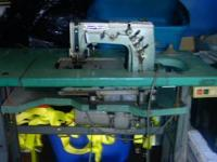 industrial sewing machine used for ( vinyl,fabric and