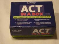 Detailed item infoSynopsisKaplan ACT in a Box is the