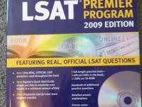 I have a Kaplan LSAT research study book that my spouse