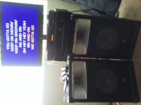The MTX SPEAKERS: WORK GREAT (2) 2-WAY 150W RMS FULL