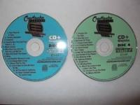 I am selling karaoke CDG disc's. They are all