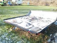 karavan sled trailer needs a lil TLC needs wiring and