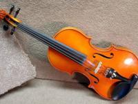 Karl Knilling 45KF Full-Size Violin Handmade in
