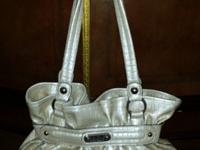 Kathy Ireland Patent Leather SatchelPriced @ $10.00 ~