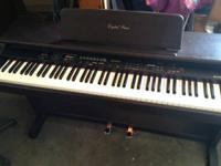This is a used Kawai KSP-10 in outstanding problem and