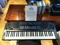 Kawai Super 3D X65-D Electronic Keyboard for only $49