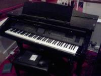this is a electric piano with a reasonable price. We